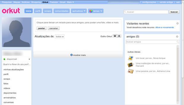 Como recuperar fotos do Orkut - CCM - Comunidade online 57
