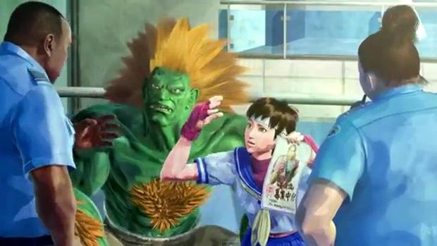 Lutadores extras de Street Fighter X Tekken chegam ao PC em setembro (Foto: Divulgação)