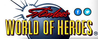 World of Heroes é uma grande homenagem a Stan Lee (Foto: Reprodução)