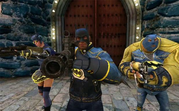 Gotham City Impostors (Foto: Divulgação)