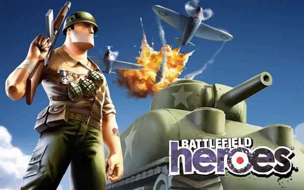 Battlefield Heroes é gratuito (Foto: Divulgação)