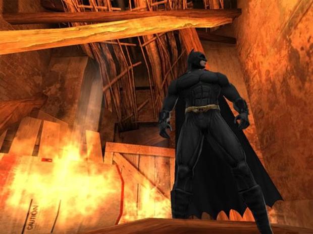 Batman Begins (Foto: Reprodução)