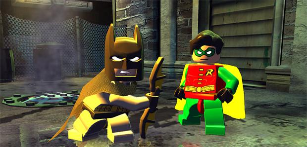 LEGO: Batman The Videogame (Foto: Divulgação)