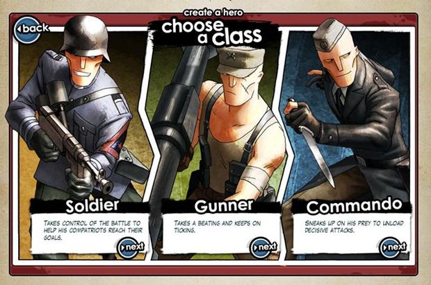 Escolha a melhor classe para você (Foto: Reprodução)