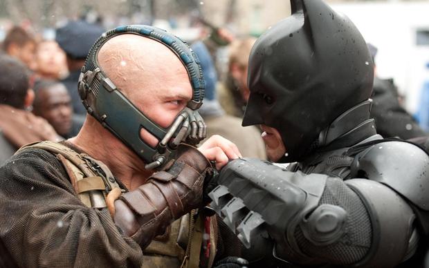 Cena do filme Batman: O Cavaleiro das Trevas Ressurge (Foto: Divulgação)