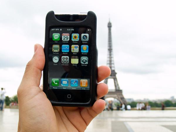 Saiba como habilitar seu celular para ser utilizado no exterior (Foto: Reprodução/iLounge)