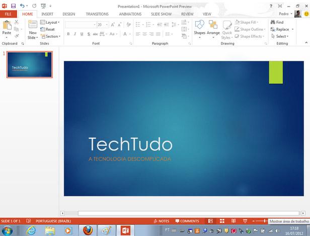 office_powerpoint (Foto: Reprodução)