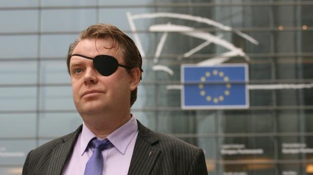 Rick Falkvinge, fundador do Partido Pirata da Suécia (Foto: Reprodução)