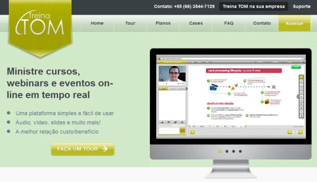 Webex, a solução brasileira para treinamentos e conferências (Foto: Reprodução)