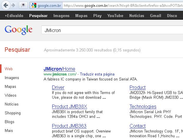Procurando a placa no Google (Foto: Reprodução/Edivaldo Brito)