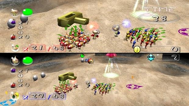 New Play Control: Pikmin 2 (Foto: Divulgação) (Foto: New Play Control: Pikmin 2 (Foto: Divulgação))