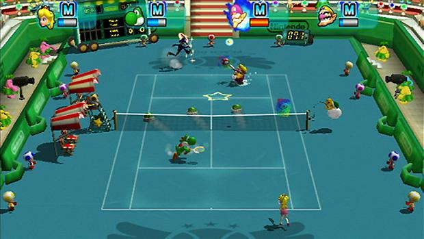 New Play Control: Mario Power Tennis (Foto: Divulgação) (Foto: New Play Control: Mario Power Tennis (Foto: Divulgação))