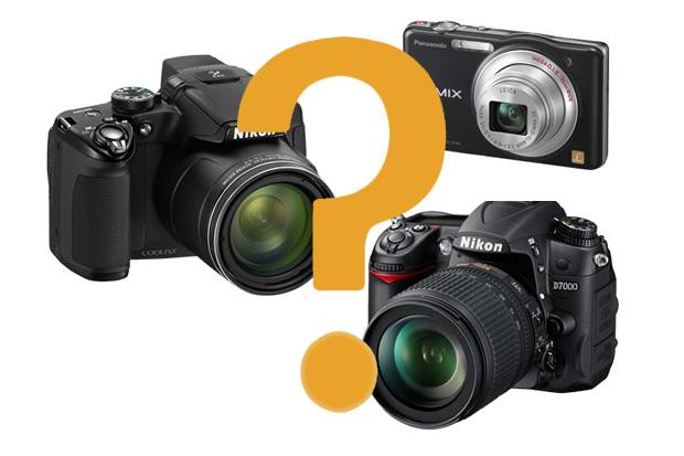 Qual câmera comprar? (Foto: Reprodução)