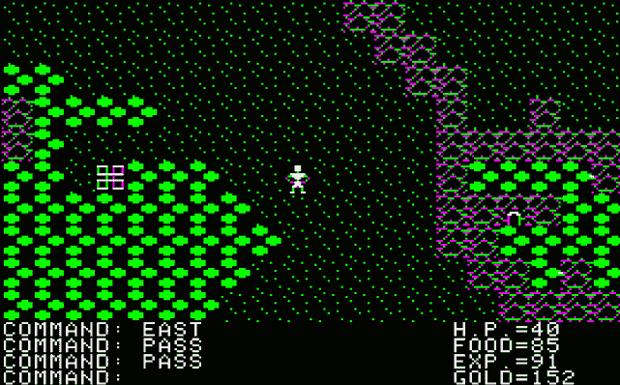 O primeiro Ultima é um dos clássicos que entra no vídeo (Foto: Reprodução)