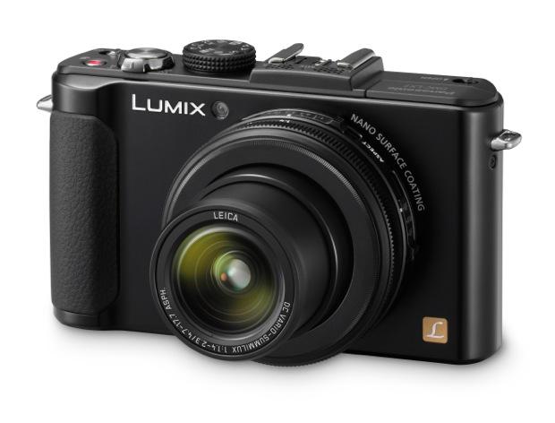 DMC-LX7 tem lentes poderosas (Foto: Divulgação) (Foto: DMC-LX7 tem lentes poderosas (Foto: Divulgação))
