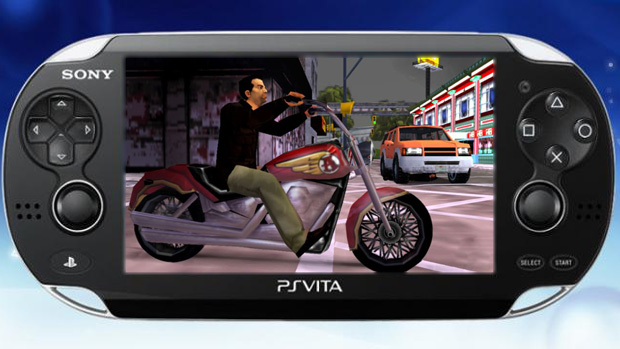 Grand Theft Auto: Liberty City Stories chega ao PS Vita (Foto: Grand Theft Auto: Liberty City Stories chega ao PS Vita)