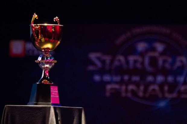 Troféu sul-americano do WCS 2012 (Foto: Divulgação)