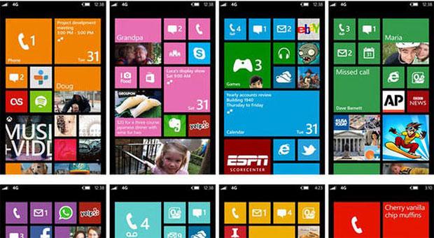 A partir do Windows Phone 8, usuários poderão capturar telas com facilidade (Foto: Reprodução)