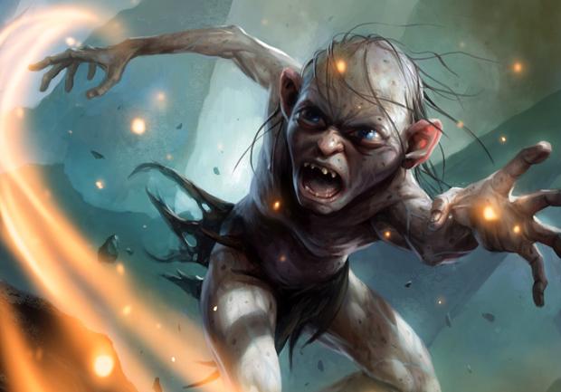 Gollum é um dos vilões do jogo (Foto: Divulgação)