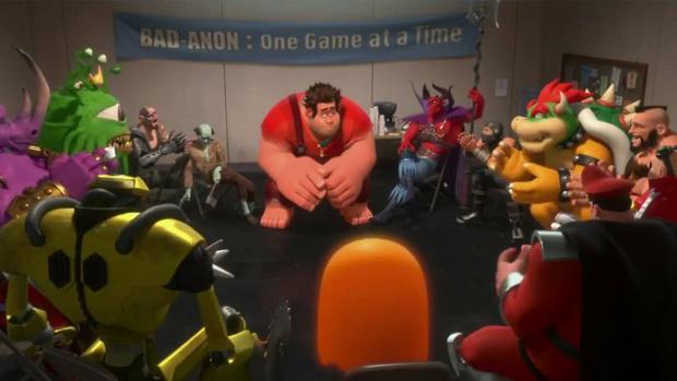 Sonic, Ryu e Ken confirmam presença em animação Detona Ralph da Disney (Foto: Divulgação)