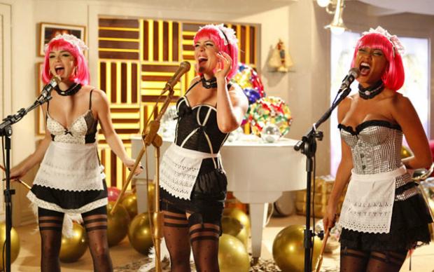Empreguetes são um sucesso na TV brasileira (Foto: Divulgação)