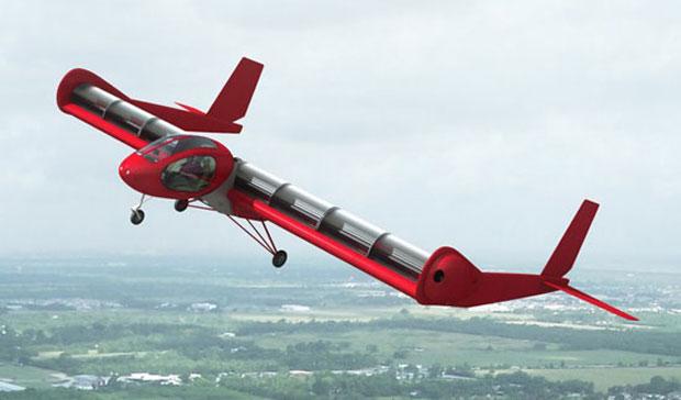 FanWing revê os conceitos que norteiam a aviação nos últimos 100 anos (Foto: Reprodução)