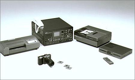 Sistema de vídeo estático da Canon