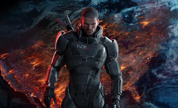 Mass Effect 3 (Foto: Divulgação) (Foto: Mass Effect 3 (Foto: Divulgação))