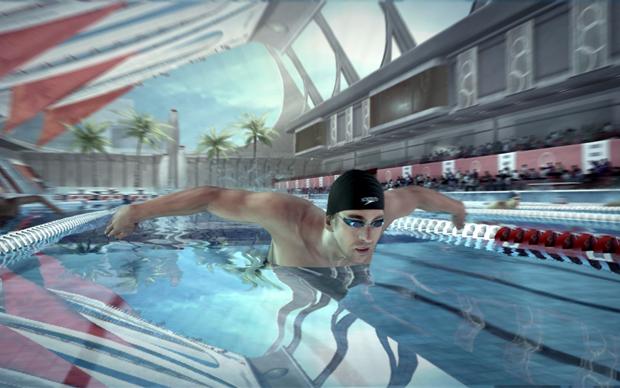 Michael Phelps Push the Limit (Foto: Divulgação)