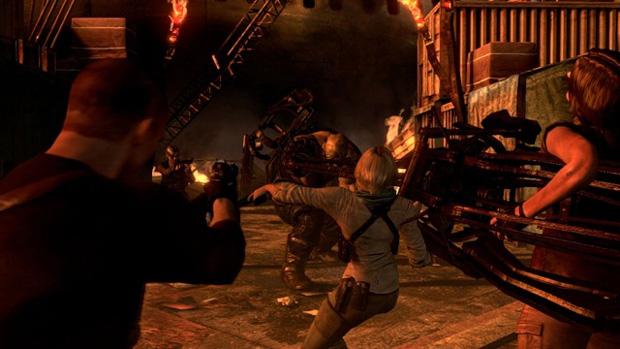 Resident Evil 6 (Foto: Siliconera)