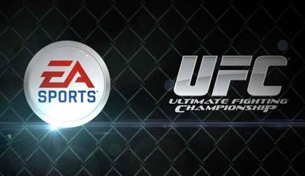 UFC agora é da Electronic Arts (Foto: Reprodução)