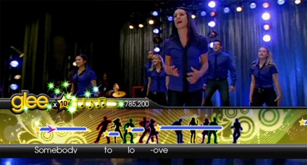 Karaoke Revolution Glee (Foto: Divulgação) (Foto: Karaoke Revolution Glee (Foto: Divulgação))