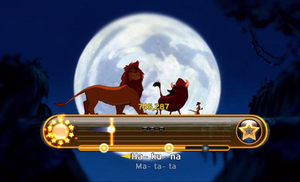 Disney Sing It: Family Hits (Foto: Divulgação) (Foto: Disney Sing It: Family Hits (Foto: Divulgação))