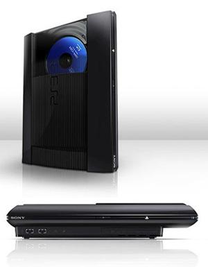 Novo modelo do PS3 (Foto: Reprodução)