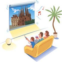 Conceito de TV Flexível OLED Sony (Foto: Reprodução/Site Oled Info)