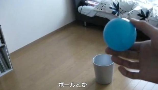 Demonstração no YouTube mostra como funciona a lixeira inteligente (Foto: Reprodução)