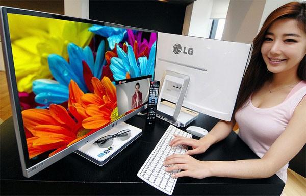 Novo aparelho da LG chama atenção por especificações e beleza (Foto: Divulgação)