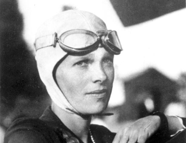 Amélia Earhart (Foto: Reprodução)