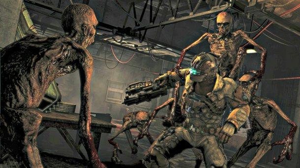 Dead Space 3 (Foto: Divulgação)