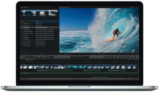 Macbook menor, com tela de alta qualidade, estaria chegando (Foto: Divulgação)
