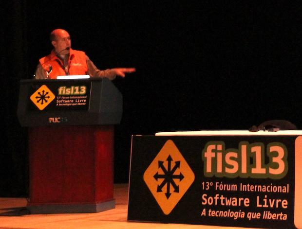 Christopher Arnold da Mozilla Foundation (Foto: Nick Ellis)