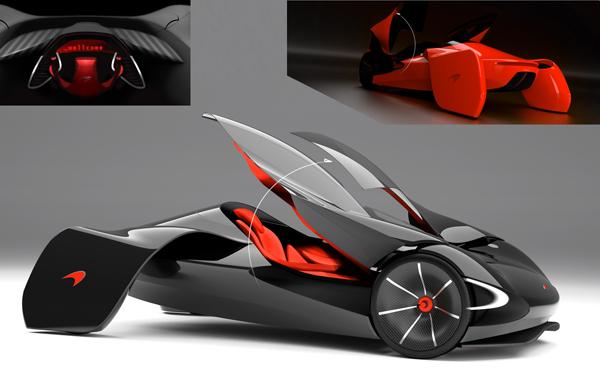 McLaren JetSet 300