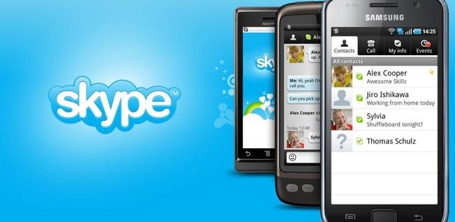 Skype registra mensagens de texto enviadas pelos usuários (Foto: Reprodução)