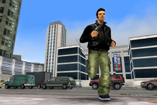 Grand Theft Auto III (Foto: Divulgação)