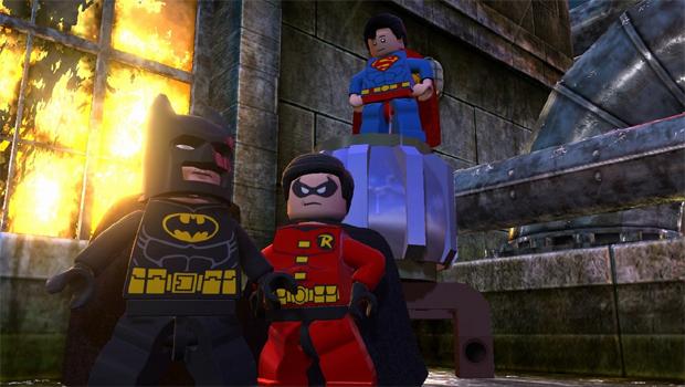LEGO Batman 2: DC Super Heroes (Foto: Divulgação) (Foto: LEGO Batman 2: DC Super Heroes (Foto: Divulgação))