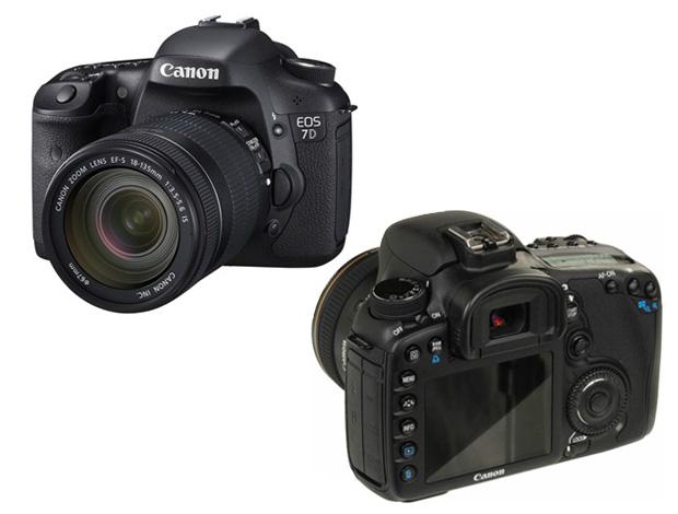 Canon EOS 7D (Foto: Divulgação)