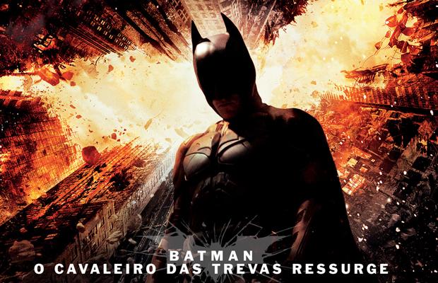 Papel de Parede Batman - O Cavaleiro das Trevas Ressurge (Foto: Divulgação)