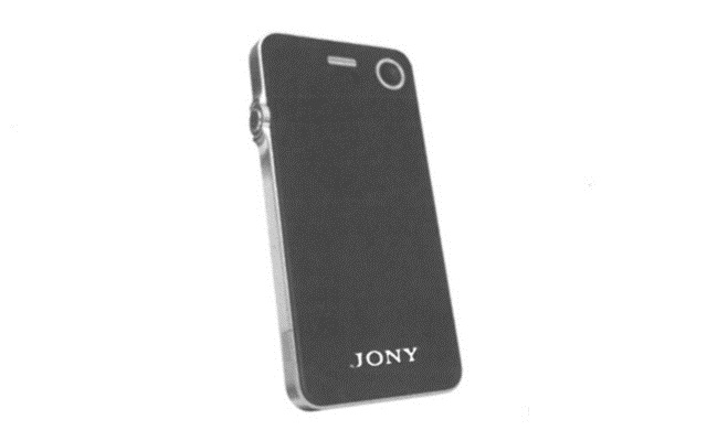 """Protótipo do iPhone em homenagem a Jony """"Apple"""" Ive (Foto: Reprodução) (Foto: Protótipo do iPhone em homenagem a Jony """"Apple"""" Ive (Foto: Reprodução))"""
