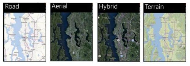 Mapas do Windows 8 terão novas funcionalidades (Foto: Reprodução)