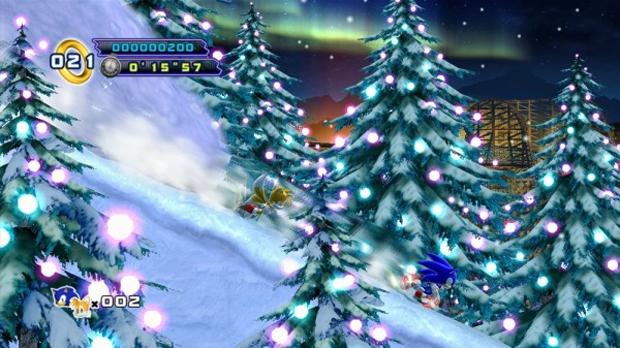 Sonic the Hedgehog 4: Episode II (Foto: Divulgação) (Foto: Sonic the Hedgehog 4: Episode II (Foto: Divulgação))
